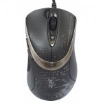 "Mouse A4TECH; model: F4; NEGRU; USB; ""V-TRACK"""