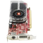"Placa video: ATI RADEON X1300; 256 MB; PCI-E 16x; DMS-59; SVIDEO; LOW PROFILE; SH; ""RX13256DL-RH"""