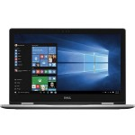 Laptop DELL, INSPIRON 13-7368,  Intel Core i7-6500U, 2.50 GHz, HDD: 512 GB, RAM: 12 GB, video: Intel HD Graphics 520, webcam