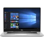 Laptop DELL, INSPIRON 7580, Intel Core i7-8565U, 1.80 GHz, HDD: 512 GB, RAM: 8 GB, webcam