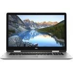 Laptop DELL, INSPIRON 7786, Intel Core i7-8565U, 1.80 GHz, HDD: 512 GB, RAM: 16 GB, webcam