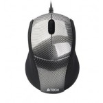 Mouse A4TECH; model: N-100; NEGRU; USB