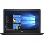 Laptop DELL, LATITUDE 3580, Intel Core i5-7300U, 2.60 GHz, HDD: 500 GB, RAM: 8 GB, video: Intel HD Graphics 620, webcam