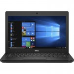 Laptop DELL, LATITUDE 5280,  Intel Core i5-7300U, 2.60 GHz, HDD: 256 GB, RAM: 8 GB, video: Intel HD Graphics 620