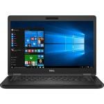Laptop DELL, LATITUDE 5490,  Intel Core i5-8350U, 1.70 GHz, HDD: 128 GB, RAM: 8 GB