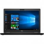 Laptop DELL, LATITUDE 5491, HexaCore I7-8850H , 2.60 GHz, HDD: 512 GB, RAM: 16 GB, webcam