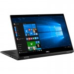 Laptop DELL, LATITUDE 7389 2-IN-1, Intel Core i7-7600U, 2.80 GHz, HDD: 256 GB SSD, RAM: 16 GB, Intel UHD 620 Graphics, webcam