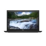 Laptop DELL, LATITUDE 7490, Intel Core i5-8350U, 1.70 GHz, HDD: 128 GB, RAM: 8 GB, webcam