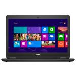 Laptop DELL, LATITUDE E7440, Intel Core i7-4600U, 2.10 GHz, HDD: 256 GB, RAM: 8 GB, video: Intel HD Graphics 4400, webcam