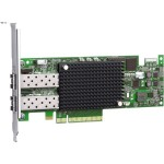 Dell Emulex LPE12002 Dual Port 8Gb PCI-E HBA Fibre Channel