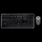 "Kit Tastatura + Mouse LOGITECH; model: MK 520; layout: UK; NEGRU; USB; WIRELESS; MULTIMEDIA, ""7N6C6"""
