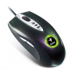 Mouse GENIUS; model: NAVIGATOR 535; NEGRU; USB