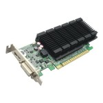 Placa video 1024 MB; GDDR3; 64 bit; PCI-E 16x; FUJITSU; NVIDIA GEFORCE 605 DP; DVI, DISPLAY PORT, SH