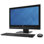 Aio DELL, OPTIPLEX 3240 AIO,  Intel Core i5-6500, 3.20 GHz, HDD: 128 GB, RAM: 8 GB, unitate optica: DVD RW, video: Intel HD Graphics 530, webcam