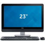 "Aio DELL, OPTIPLEX 9020 AIO,  Intel Core i5-4670S, 3.10 GHz, HDD: 500 GB, RAM: 8 GB, unitate optica: DVD RW, video: Intel HD Graphics 4600, webcam, 23"" LCD (FHD), 1920 x 1080"