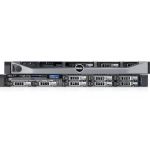 DELL POWEREDGE R620; 2 x Intel Six Core (E5-2640) 2.5 GHz; 32 GB RAM DDR3 ECC; controler RAID: H710; dimensiune: 1U; bay HDD: 8X2.5; 2PSU