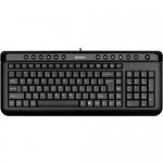 "TASTATURA A4TECH X-Slim  USB, Black, ""KL-40-USB"""