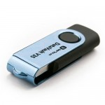 USB STICK MADD; model: CLASSIC 4G; capacitate: 4 GB; interfata: 2.0; culoare: ARGINTIU
