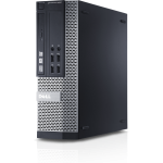 Dell, OPTIPLEX 7010, Intel Core i5-3470, 3.20 GHz, video: Intel HD Graphics 2500; DESKTOP