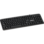 Tastatura SPACER; model: SPKB-520; layout: US; NEGRU; USB;