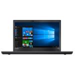 Laptop Lenovo ThinkPad 470P, QuadCore i7-7820HQ, 2.90 GHz, HDD: 1TB, RAM: 32 GB, video: Intel HD Graphics 630, nVIDIA GeForce 940MX, webcam