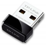 PLACA DE RETEA: TP-LINK TL-WN725N; ; WIRELESS 150 Mbps; USB