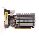 Placa video: ZOTAC GEFORCE GT 730; 4096 MB; DVI; HDMI; VGA; LOW PROFILE