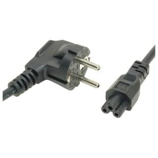 Cablu alimentare; mufa C6 F la STECHER; 1.8m