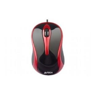 Mouse A4TECH; model: N-350-2; NEGRU; USB