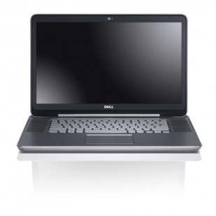 "Laptop DELL, XPS 15Z, Intel Core i7-2640M, 2.80 GHz, HDD: 320 GB, RAM: 8 GB, unitate optica: DVD RW, video: Intel HD Graphics 3000, nVIDIA GeForce GT 525M,  webcam,  15.6"" LCD (FHD),  1920 x 1080; refurbished"