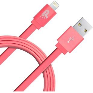 Cablu TELEFON; USB A la ALIMENTARE IPHONE 5/5S/5C; lightning; 1m