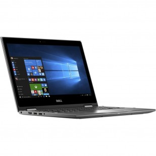 Laptop DELL, INSPIRON 13-5378,  Intel Core i3-7130U, 2.70 GHz, HDD: 256 GB SSD, RAM: 4 GB, video: Intel HD Graphics 620, webcam