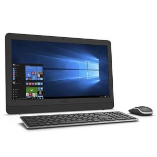 Aio DELL, INSPIRON 3064 AIO,  Intel Core i3-7100U, 2.40 GHz, HDD: 1 TB, RAM: 4 GB, unitate optica: DVD RW, video: Intel HD Graphics 620, webcam