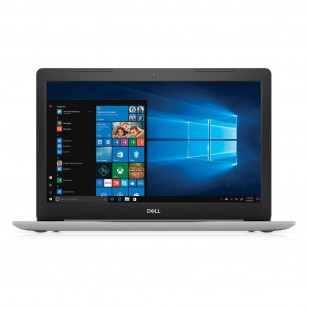 Laptop DELL, INSPIRON 5570, Intel Pentium CPU 4415U, 2.30 GHz, HDD: 500 GB, RAM: 4 GB, video: Intel HD Graphics 610, webcam