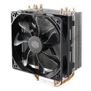 "COOLER CPU COOLER MASTER Hyper 212 LED, universal, soc. LGA 2011/1366/115x/775/FMx/AMx, Al-Cu, 4* heatpipe, 180W ""RR-212L-16PR-R1"""