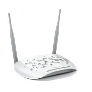 """AP Wireless 300Mb/s TP-Link """"TL-WA801ND"""", PoE pasiv"""