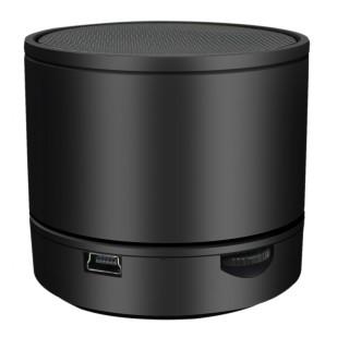 BOXE Bluetooth SPACER, RMS: 3W, control volum, acumulator 520mAh, timp de functionare pana la 5 ore, distanta de furnctionare pana la 10m, black, incarcare USB (SPB-S10-BT)