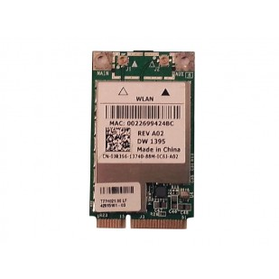 "WLAN DELL Network Adapter; ""CN0Y802936214635001C, 0Y8029"""