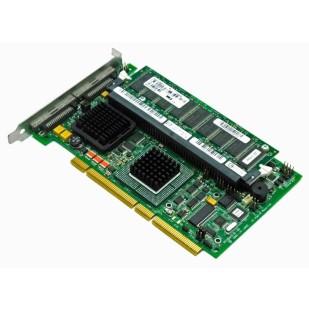 """Controler RAID DELL PERC 4 DC; PCI-X; """"SG0KJ926718436410225, 0KJ926,  0D9205"""""""
