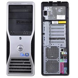 Dell, PRECISION WORKSTATION T3500,  Intel Xeon E5640, 2.67 GHz, HDD: 300 GB, RAM: 12 GB, unitate optica: DVD RW, video: nVIDIA Quadro FX 580