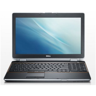 Laptop DELL, LATITUDE E6520, Intel Core i5-2520M, 2.50 GHz, HDD: 320 GB, RAM: 8 GB, unitate optica: DVD RW, video: Intel HD Graphics 3000,  webcam