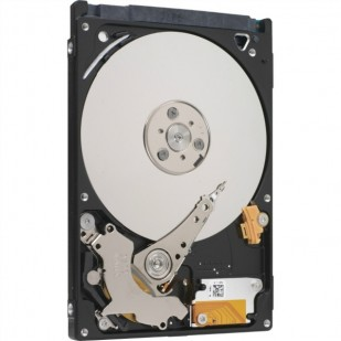 HDD 250 GB; S-ATA II; 7200 RPM;