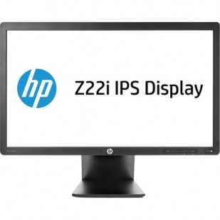 "Monitor HP; 22""; model: Z22i; factory refurbished"