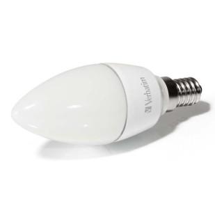 BEC LED Verbatim E14 4.5W 2700K Warm White 350LM mat (52602)