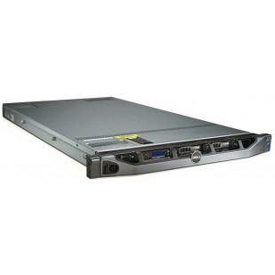 DELL PowerEdge R610; 2x QuadCore Intel Xeon E5530, 2.4 GHZ; 8 GB RAM; HDD TYPE: SAS; DVD; 6x 2,5 HDD bay