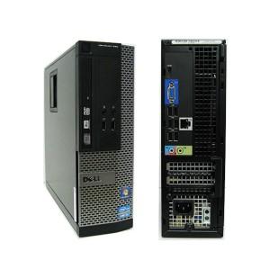 Dell, OPTIPLEX 390, Intel Core i3-2120, 3.30 GHz, video: Intel HD Graphics 2000; SFF