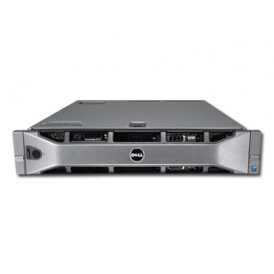 DELL POWEREDGE R710; 2 x Intel Quad Core (E5520) 2.27 GHz; 16 GB RAM DDR3 ECC; controler RAID: PERC 6/i; dimensiune: 2U; HDD BAY: 8X2.5; 2PSU