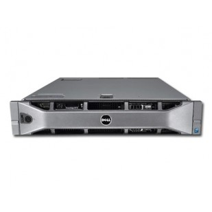 DELL POWEREDGE R710; 1 x Intel Quad Core (E5620) 2.4 GHz; 4 GB RAM DDR3 ECC; 3 x 146 GB SAS HDD; RAID Controller  PERC H700; size: 2U; 2PSU