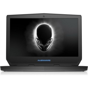 Laptop ALIENWARE, 13R2,  Intel Core i7-6500U, 2.50 GHz, HDD: 128 GB, RAM: 8 GB, video: Intel HD Graphics 520, nVIDIA GeForce GTX 960M, webcam