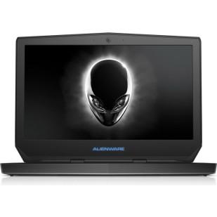 Laptop ALIENWARE, 13R2, Intel Core i5-6200U, 2.50 GHz, HDD: 1000 GB, RAM: 8 GB, video: Intel HD Graphics 520, nVIDIA GeForce GTX 960M, webcam